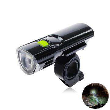 Leadbike 2017 New Bike Light 3W Super Bright LED Waterproof Bicycle Front/Head Light Flashlight with Mount Holder Free Shipping
