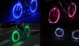 A01 Bike string light