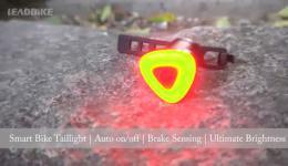 LD25 Brake sensing taillight